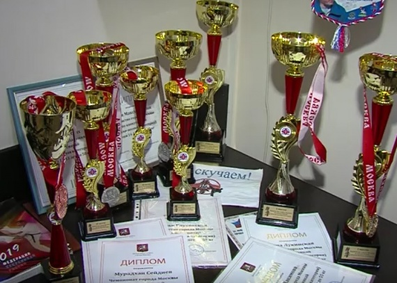 Коломенские кикушины вернулись к соревнованиям и победам