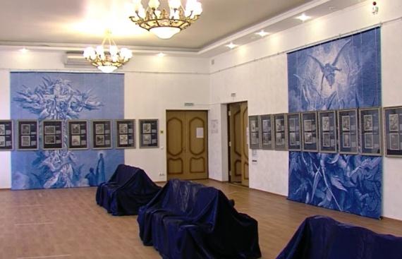 В Доме Озерова выставлены шедевры Гюстава Доре