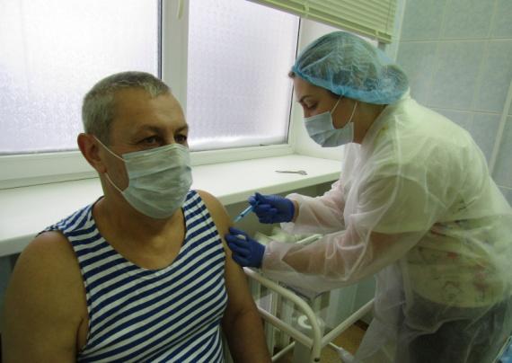 В Воскресенске откроют еще 4 пункта вакцинации