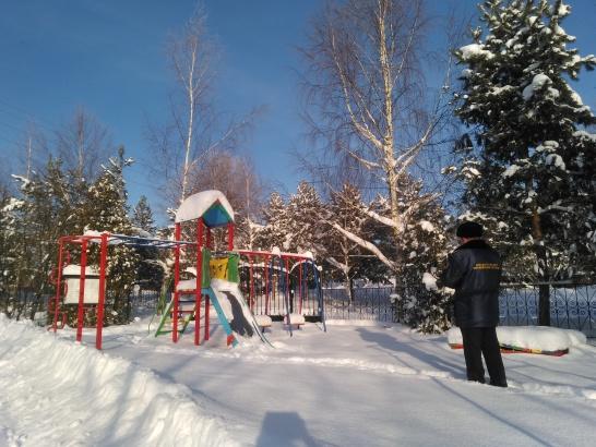 В Коломне плохо убирают снег