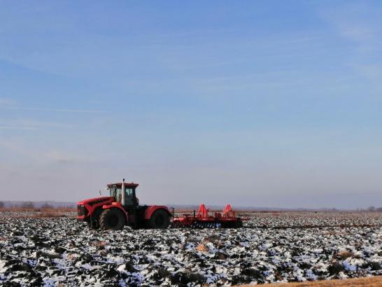 В Луховицах продолжаются работы по вводу земель в оборот