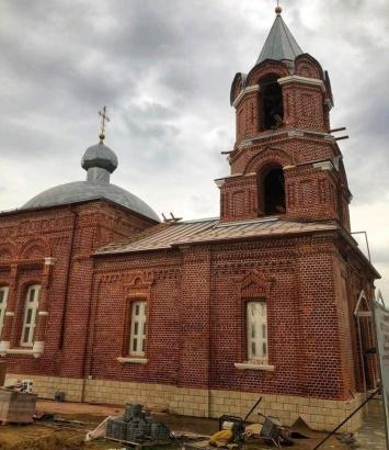 В Зарайске освятят храм