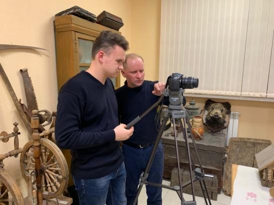 Озерчан приглашают на занятия фотографией и журналистикой