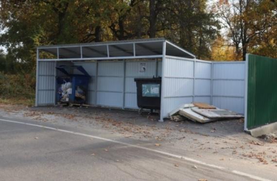 Новые контейнерные площадки появятся в озерских селах