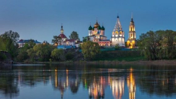 Проекты туристических маршрутов Коломна – Воскресенск представили на выставке в столице