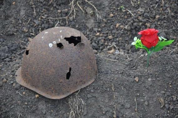 В Егорьевске ищут родственников погибшего бойца