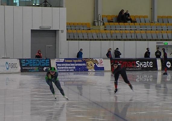 Кубок Союза конькобежцев стартовал в Коломне