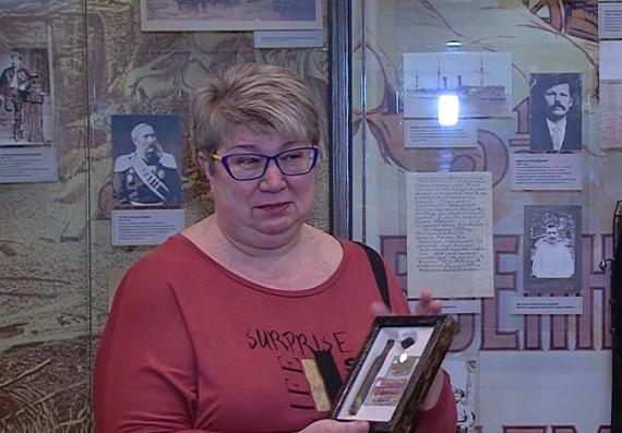 Поисковики из Ленинградской области передали родным смертный медальон коломенца, погибшего при прорыве блокады города на Неве