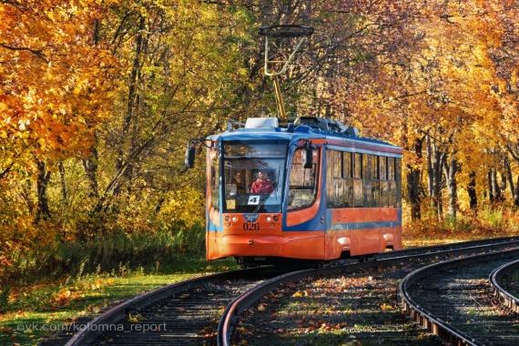 Коломенский трамвай может войти в топ российских культурных и туристических брендов