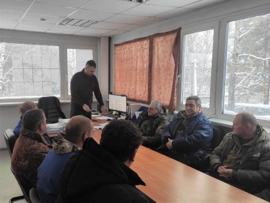 В Егорьевске готовятся к пожароопасному сезону