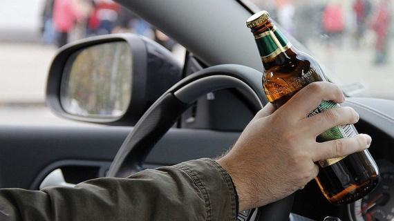 За пьяное вождение накажут