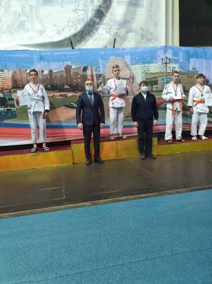 Новые победы коломенских спортсменов
