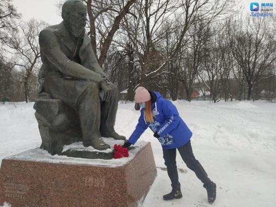 Ко Дню памяти Ф.М.Достоевского