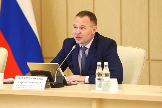 И.о. главы Минсельхозпрода проведёт пресс-конференцию