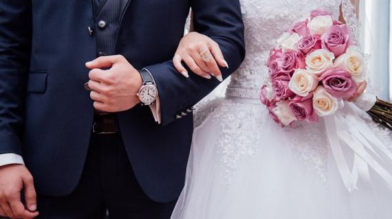 В Подмосковье стали реже жениться из‑за пандемии