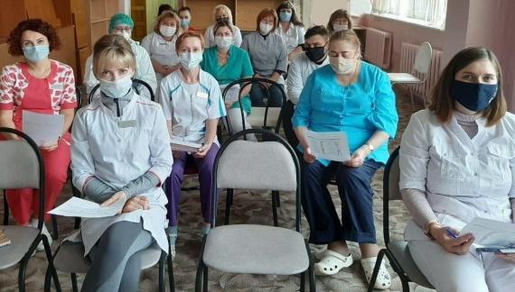 Для коломенских медиков провели тематические семинары