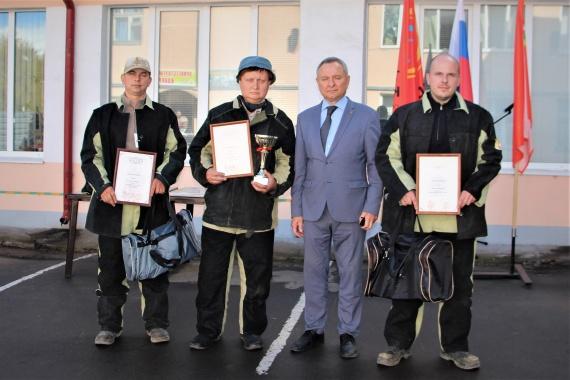 Традиционный конкурс электрогазосварщиков прошел в Коломне