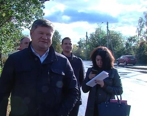 Глава городского округа встретился с жителями Сельникова